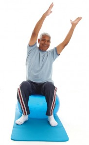 Prevent Falls with Balance Training