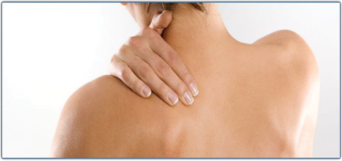 Healing Chronic Shoulder Pain