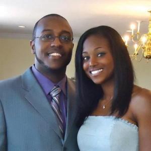 Drs. Drew and Kanema Clark