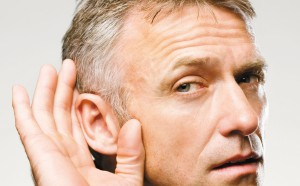 Brain Atrophy Linked to Hearing Loss