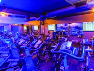 Indoor Cycling Naples