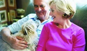 Healthy Aging with a Friend