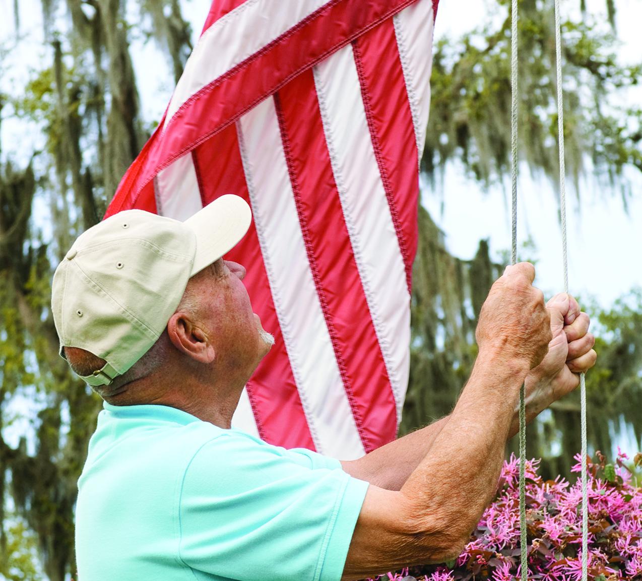 Seniors Seek Freedom from Lung Disease