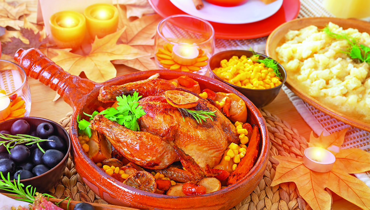 Managing Lung Disease During the Holidays