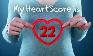 Know Your Heart Score