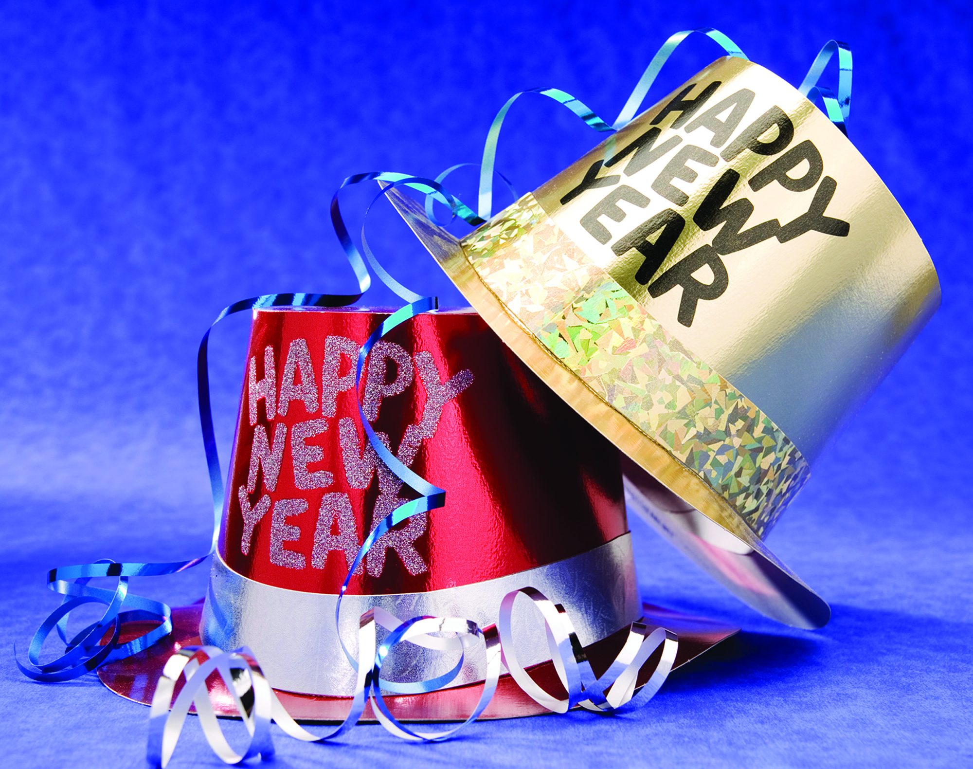 New Year's Resolutions, Revelations and Revolutions