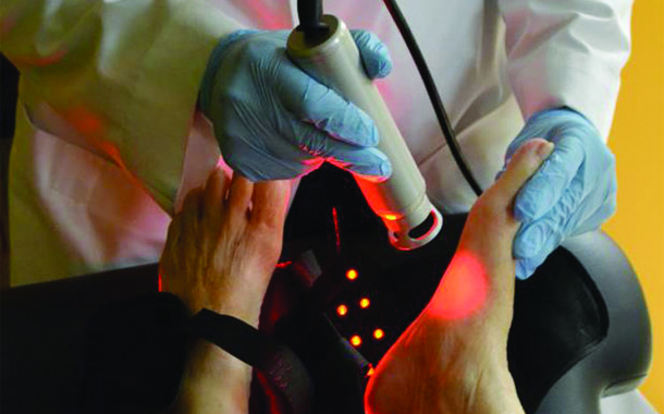 Relieve Heel Pain with Deep Tissue Laser Therapy