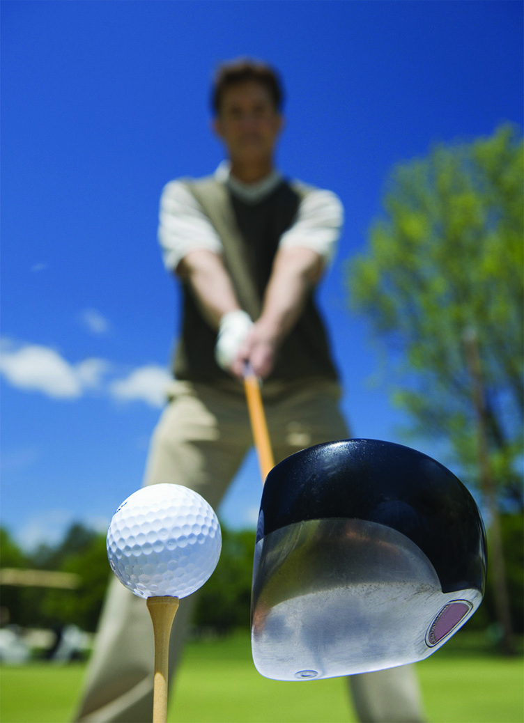 Tee Off to Wellness by Keeping Your Swing Strong in Spring