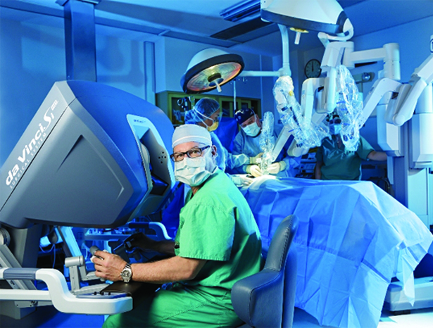 Three Robotic-Assisted Surgical Systems