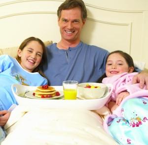 10 Ways to Make Dad's Day