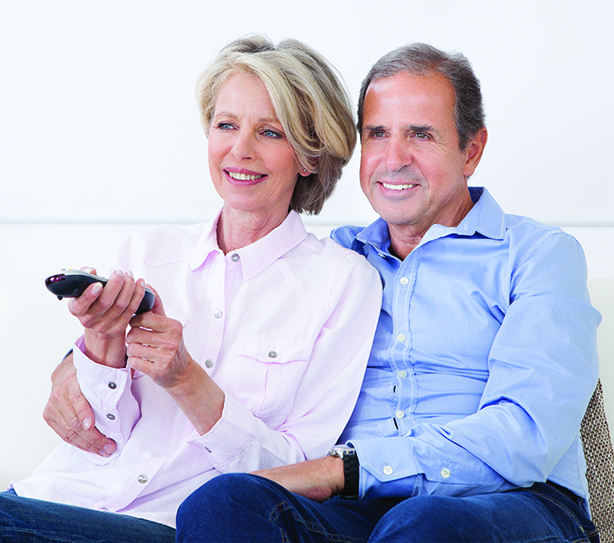 TV Solutions: When Hearing Aids Aren't Enough