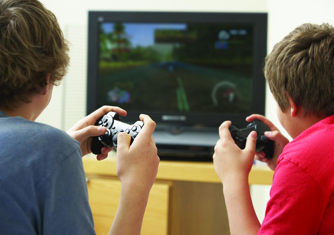 Video Games & Children's Eye Health