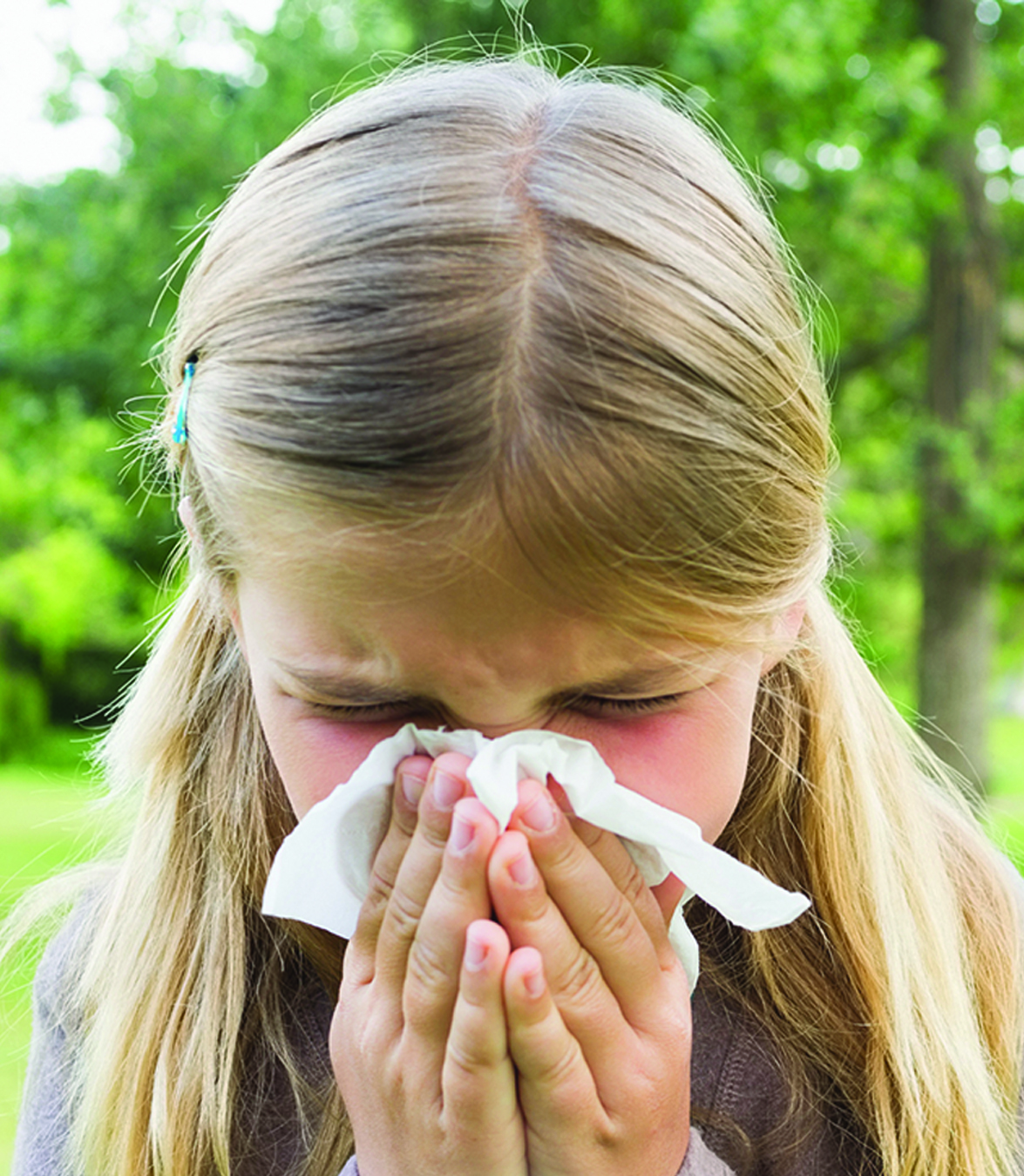 Dealing with Children's Fall Allergies