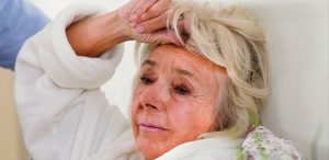FLU SEASON IS UPON US AND THE ELDERLY ARE AT HIGH RISK