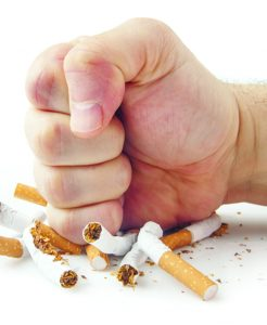 Take a New Year's Resolution to  Stop Smoking