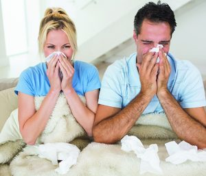 Cleaning Tips to Keep the Flu Virus at Bay and Out of Your Home