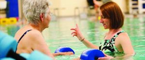 Aquatic Rehabilitation Therapy Can Help Ease Arthritis Symptoms