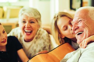 Advantages of Aging in Place with Home Health Care