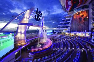 Travel Health & Vacation Allure of the Seas