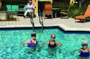 Splash into Better Health With Water Exercises