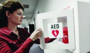 The Use of an Automated External  Defibrillator