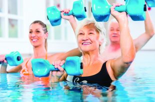 Incorporating Aquatic Therapy for Healthy Aging