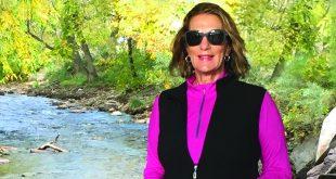 Sallie Landis enjoyed long, pain-free walks – even up and down hills – after undergoing hip surgery for bursitis.