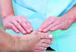 Do You Have A Protrusion On Your Big Toe? Find Out How You Can Get Rid Of The Pain For Good.