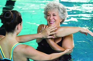 Reducing Back Pain Symposium: You're Invited to Attend an Educational Lecture Presented by Freedom Rehab Aquatic Therapy and Dr. Corey Girdwood