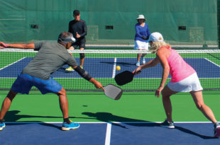Tips to Avoid Pickleball Injuries
