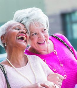 Older Americans Encouraged  to Engage at Every Age
