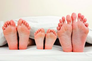 Pediatric Foot Care