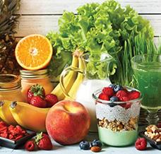 Diets for Detoxification