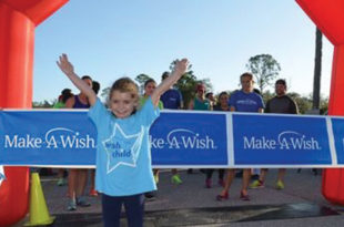 Make-A-Wish Southern Florida Walk For Wishes