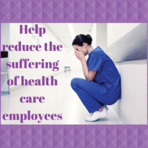 Put a STOP to Workplace Suffering and Distress!