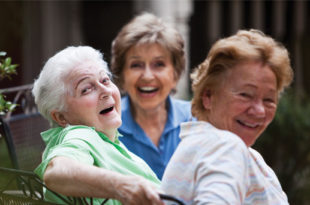 Seniors Among the Happiest Americans