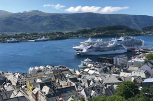 Adventure & Relaxation Await: Taking in the Majestic Sites and Sounds from Dublin to Oslo, Aboard the Oceania Nautica