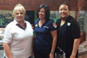 Brookdale CEO Rolls Up Her Sleeves for Community Visits