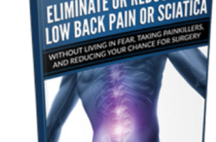 Are You Living With Or Worried About Someone Suffering With Chronic Lower Back Pain?