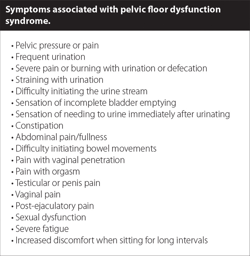 Ligament Laxity, the Missing Diagnosis in Pelvic Floor