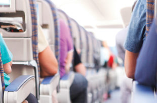 Leg pain on a plane may be due to your veins!