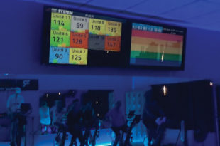 CycleStation Offers Cutting-Edge Technology to Keep you Motivated and to Track your Progress