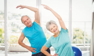 Debunking the Myths of  Aging: Strength & Balance