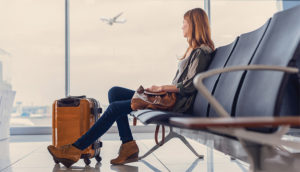 Maintaining Good Leg and Blood Circulation When You Travel is Critical