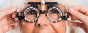 Vision Loss in The Elderly Population is High