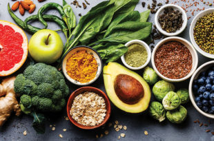 Academy of Nutrition & Dietetics: Savor the Flavor, Drop the Saturated Fat