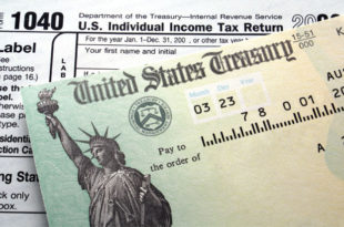 Tax Refunds Decrease For 2018 Returns While Income Tax Brackets Increase For 2019