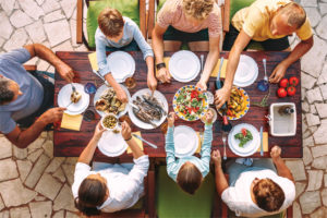 Benefits of Family or Household Meals