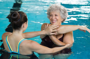 Improving Balance with Aquatic Therapy