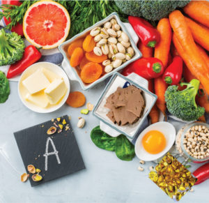 The Role of Vitamin A in Healthy Skin